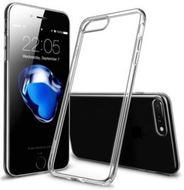 Iphone 7 Plus / 8 Plus Soft TPU Hoesje Transparant