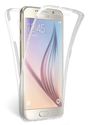 Galaxy A5 (2016) 360° Full Cover Transparant TPU Hoesje