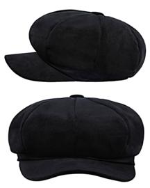 Velvet Cap - Black