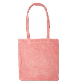 Totebag Rib - Pink