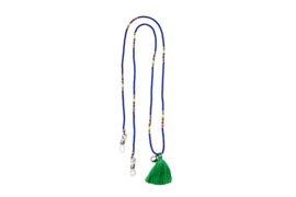 Happy Beads Suncord - Kobalt Blue/Green