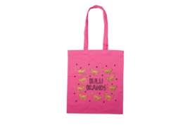 Bulu Shopper - Pink