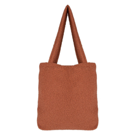 Teddy totebag- Brown