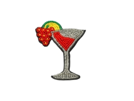 """Cocktail"" Pin"