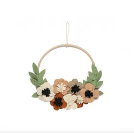 Flower hoop - Flowers