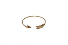 """Panah Bulu"" Bracelet-gold"
