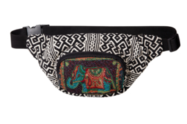"Bumbag - ""Love 4 Elephants"" - Multicolor"