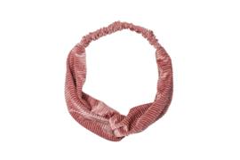 Perfect RIB Velvet Headband Blush/Pink