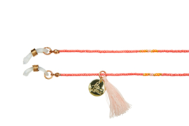Happy Beads Suncord - CORAL & pink
