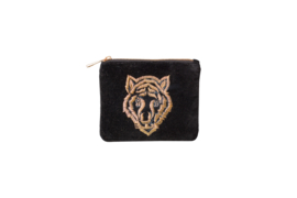 TIGER Wallet - Velvet Black
