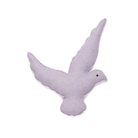 Kick vilten vogel - Lilac
