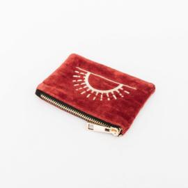 Etui ''SUNSHINE'' - Vintage red - XXS