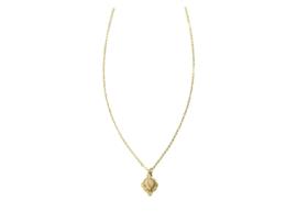 """Moonstone"" Stone Necklace"