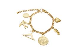 SO Charming- Bracelet Gold