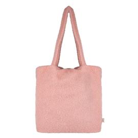 Teddy totebag- Light Pink