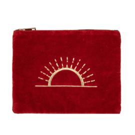 Etui ''SUNSHINE'' - Vintage red - XXL