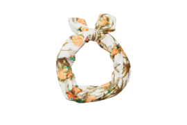 Summer Headbands - White Pineapple