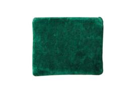 """Etui """"UNI"""" - Velvet Green - S"""