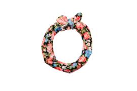 Summer Headbands - Pink Flowers