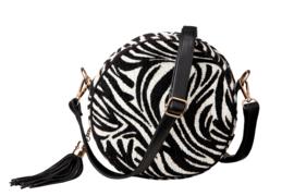 Buluci Round Zebra
