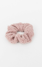 Teddy scrunchie - Nude
