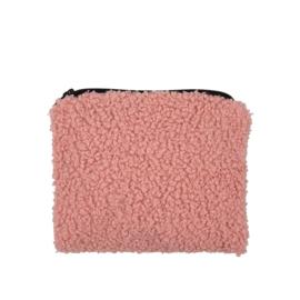 Teddy etui - Light Pink - XXS