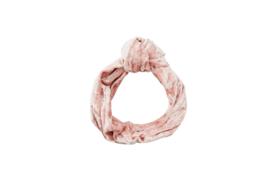 MINI Velvet Headband -  Soft Pink