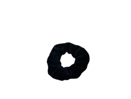 "Scrunchie Velvet ""UNI"" - Black"