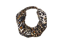 Headband FAVOOM leopard yellow
