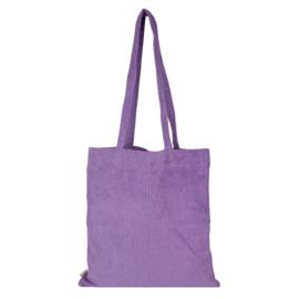 Totebag Rib - Lilac