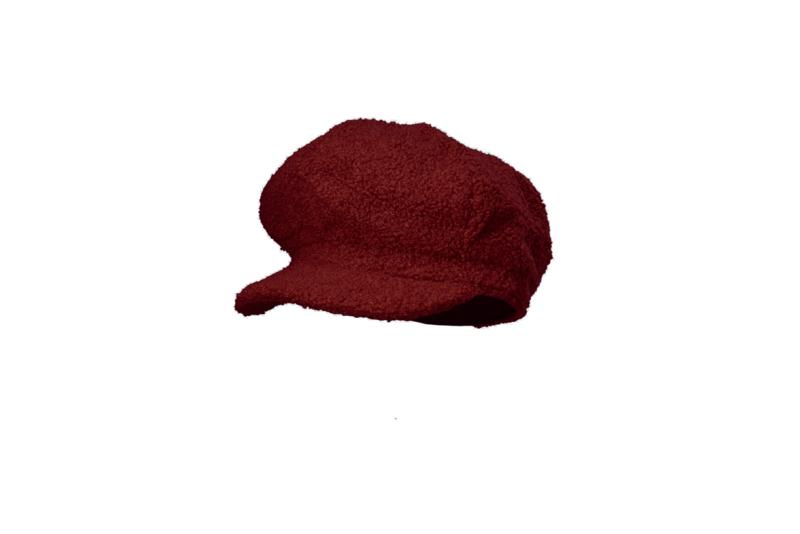 TEDDY Cap - Red