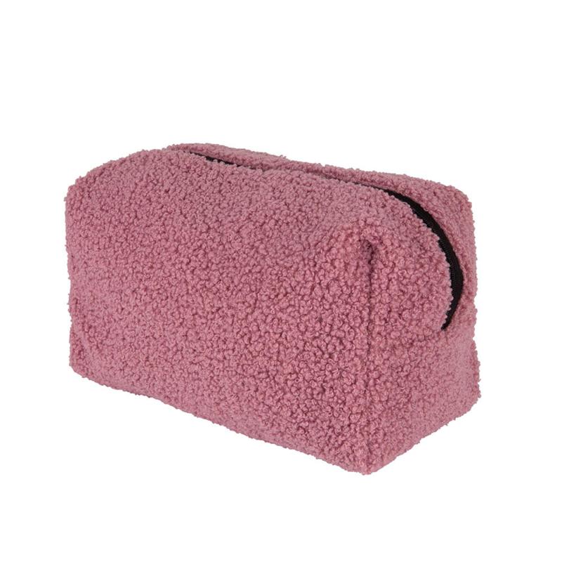 Teddy make-up bag - Lilac