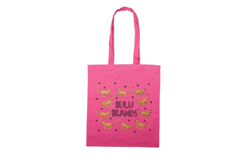 Bulu Shopper - Pink