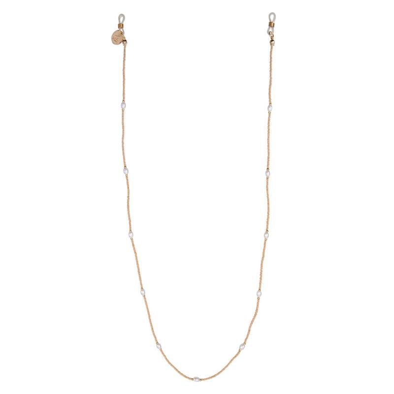 Happy Beads Suncord - Beige & Pearl