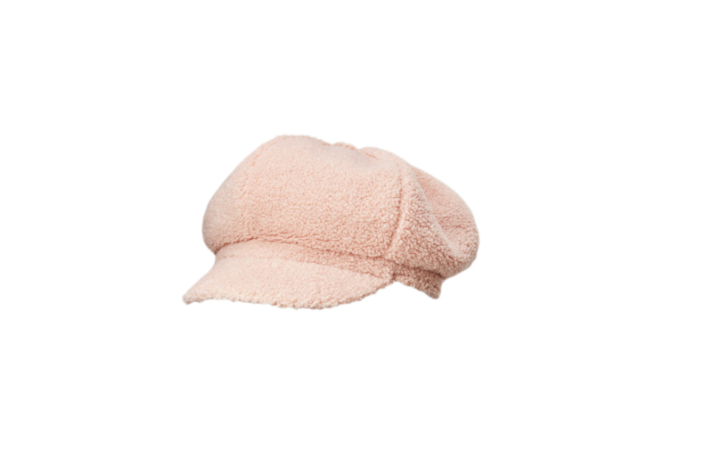 TEDDY Cap - Light Pink