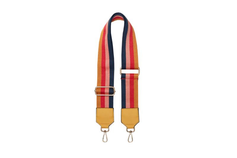 Bagbelt Striped - Yellow