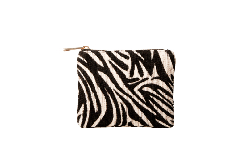 "Etui ""ZEBRA"" - Black & White - S"