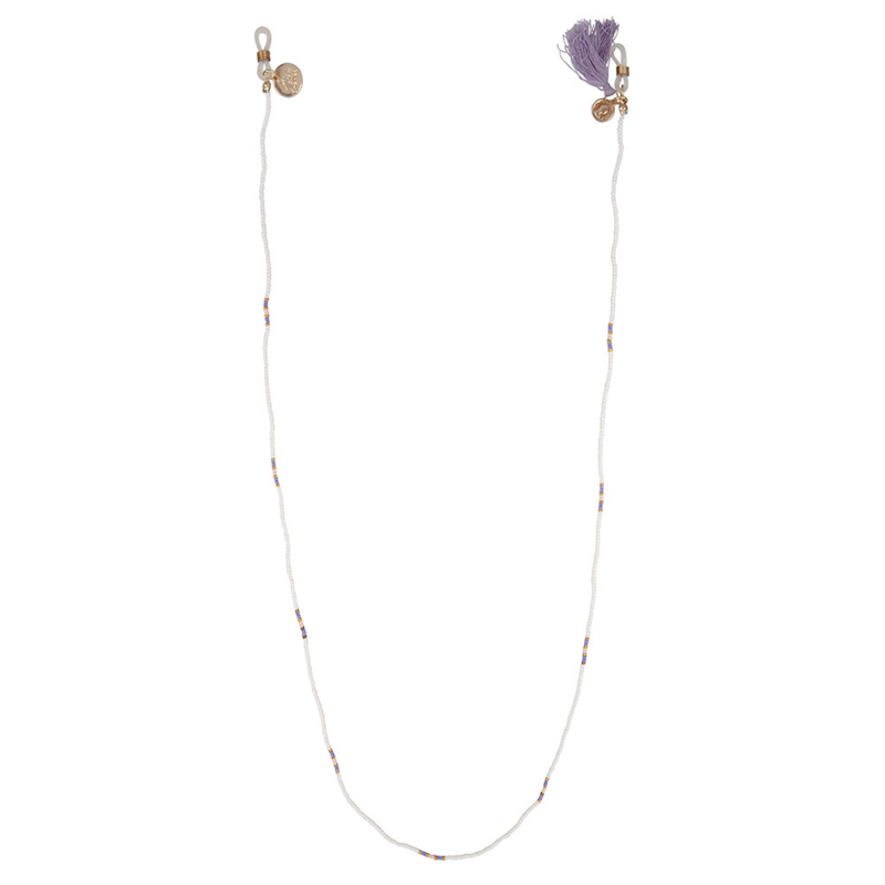 Suncord -Lilac & White