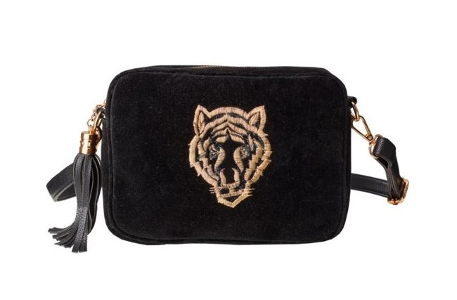 Buluci Velvet TIGER - Black