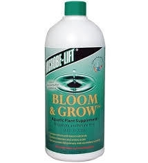 Microbe-lift Bloom&grow: Bloei & groei waterplanten supplement 1 liter