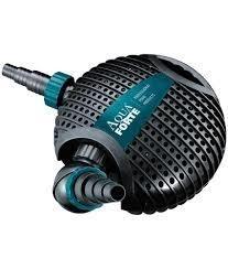 Aquaforte O-serie filterpompen