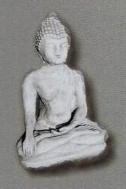 Zittende boeddha 55cm