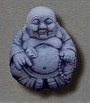 Lachende boeddha 20cm