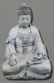 Mediterende boeddha 66cm