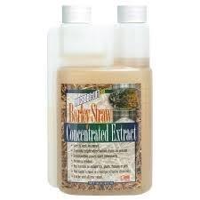 Microbe-lift barley straw extract: algen controle voor vijvers