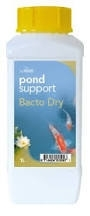 Pond support bacto dry