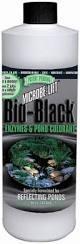 Microbe-lift Bio-blue & Bio-black: Enzymen & vijver kleurstof