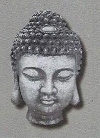 Boeddha buste 30cm