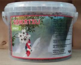 Seikatsu Haiko (zijderupsen)