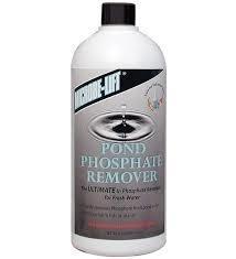 Microbe-lift phosphate remover verwijdert fosfaat